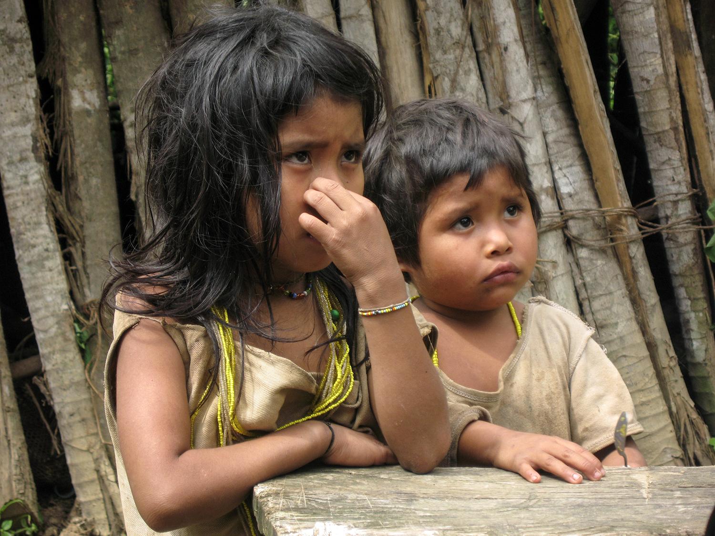 Kogi Tribe Sierra Nevada de Santa Marta