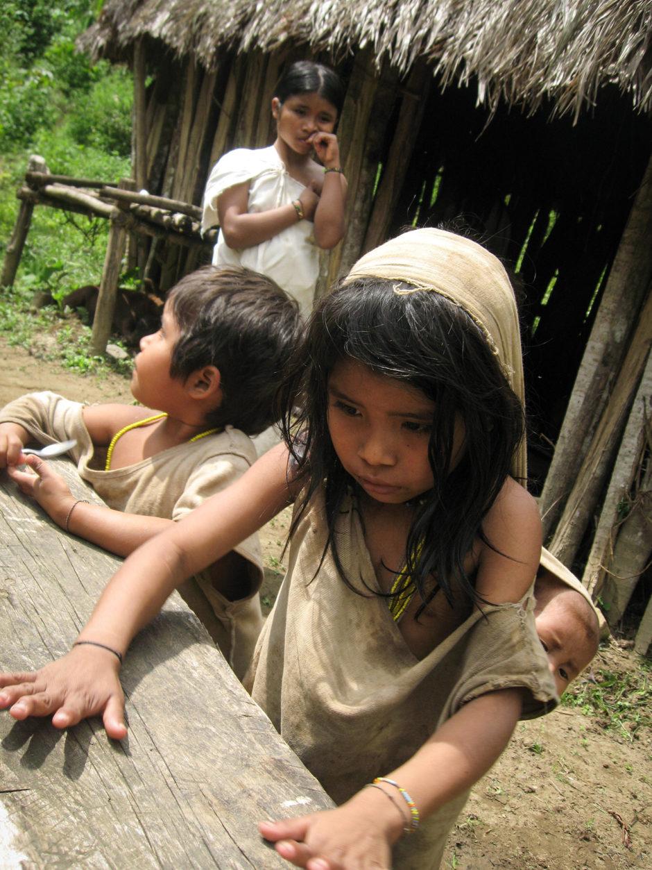 Kogi Tribe in Sierra Nevada de Santa Marta
